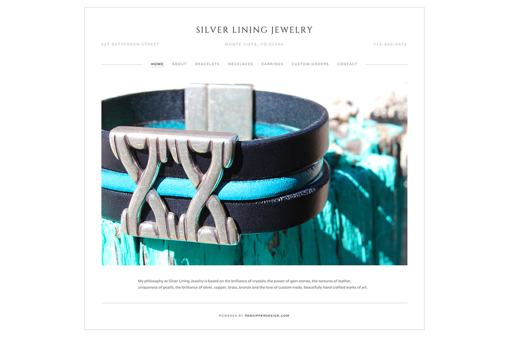Silver Lining Jewelry