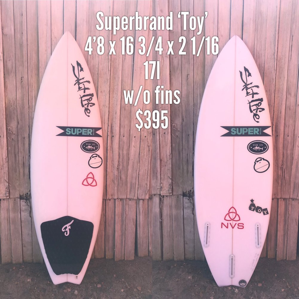 4'8 Superbrand Toy