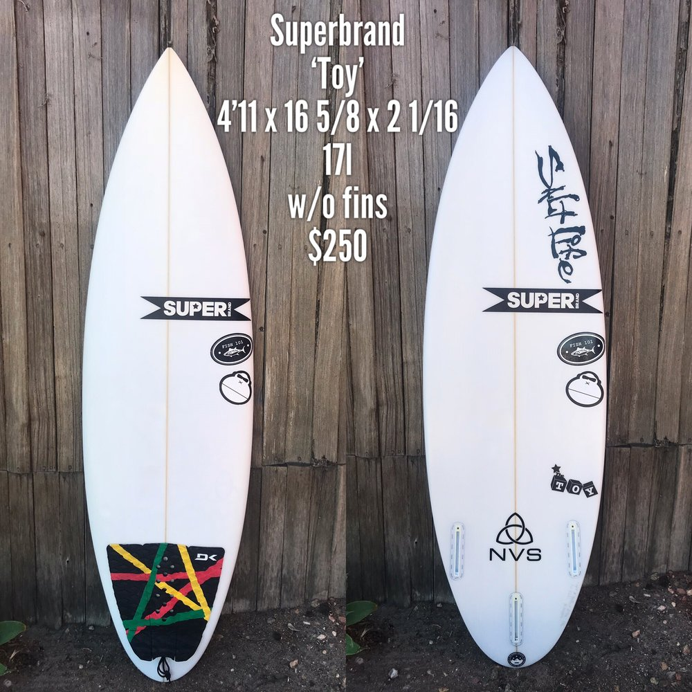 4'11 Superbrand Toy