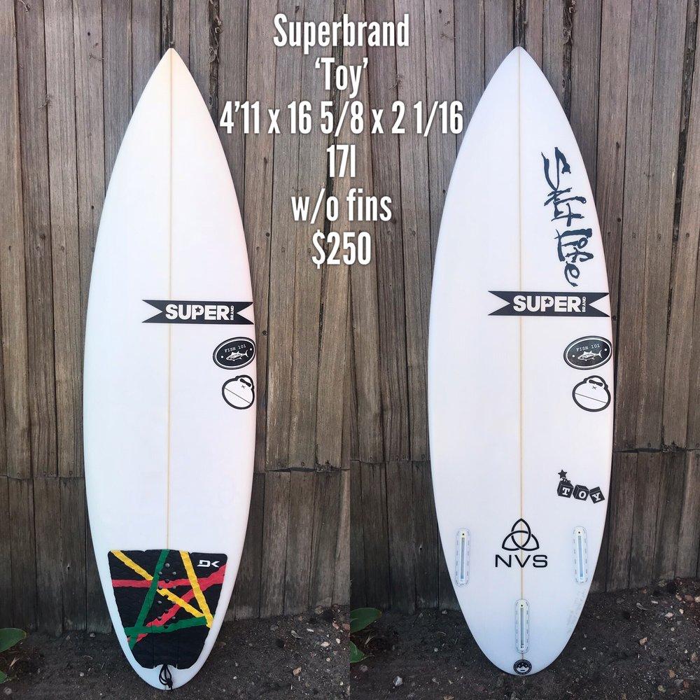 4'11 Superbrand Toy