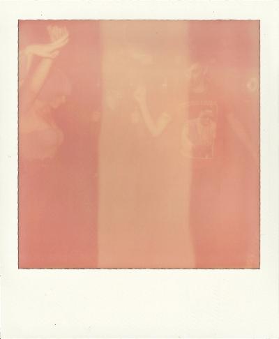 Kate & Zac Kidder, color film, 2013