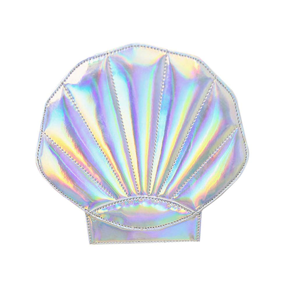 This  mermaid-inspired purse  will have you feeling like an iridescent Ariel in no time.
