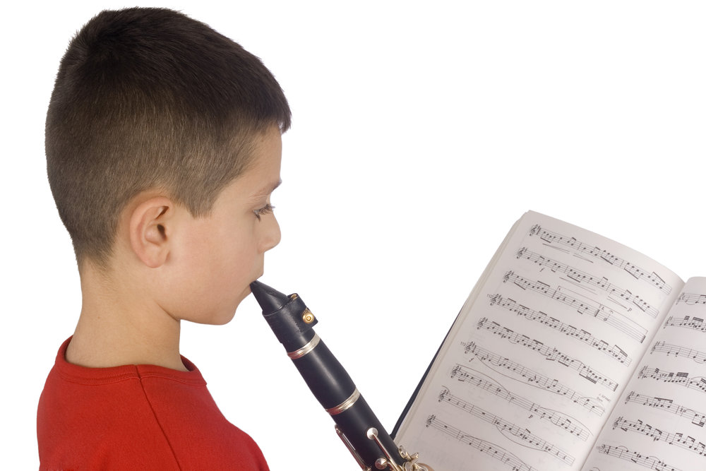 Boy Playing Clarinet- Side.jpg