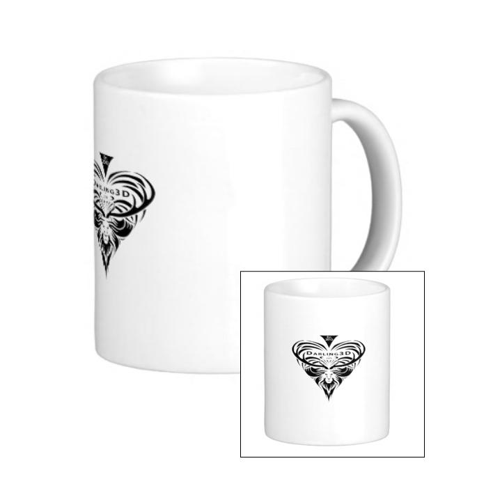 Darling3D Mug $14.95