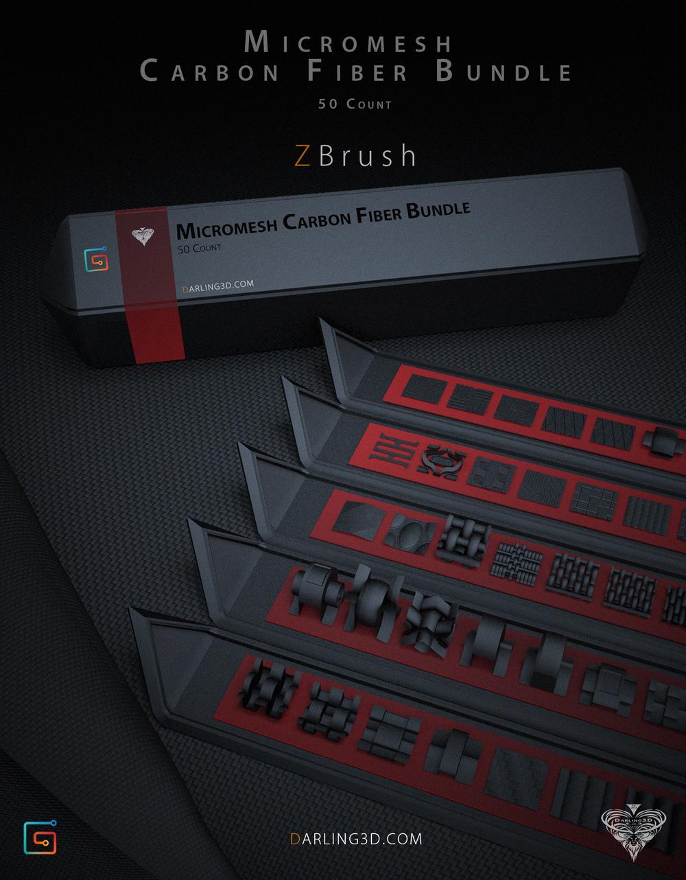 Carbon Fiber Micromesh