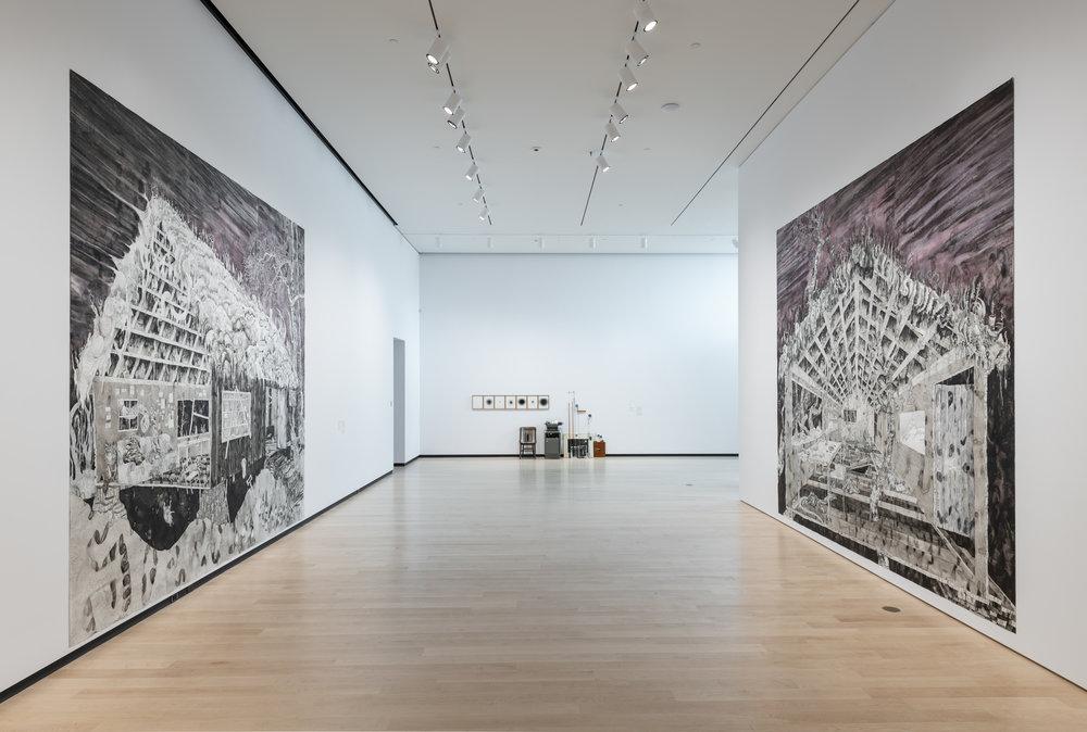 Install view, Musée national des beaux-arts du Québec. Photo by Idra Labrie.
