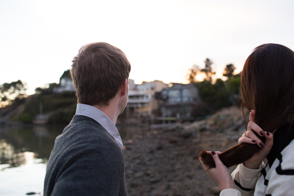 Couples Session | Tiburon | Roseann Bath Photography