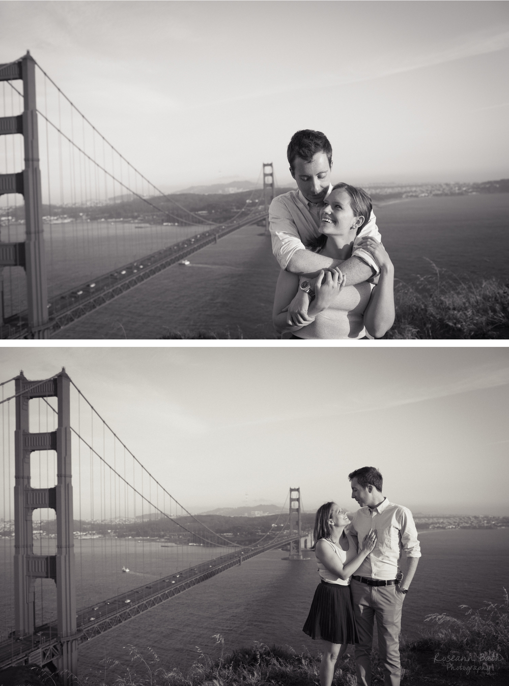 Golden Gate Bridge Engagement