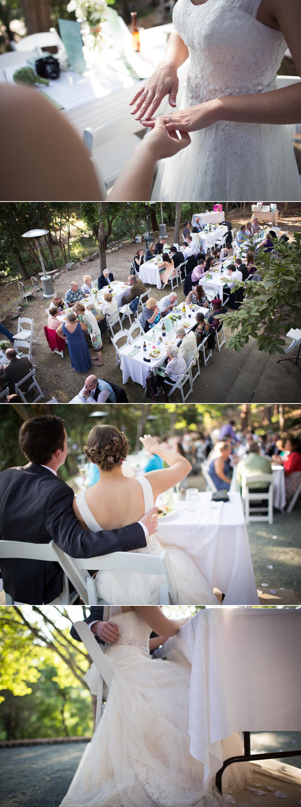 reception orinda wedding photography