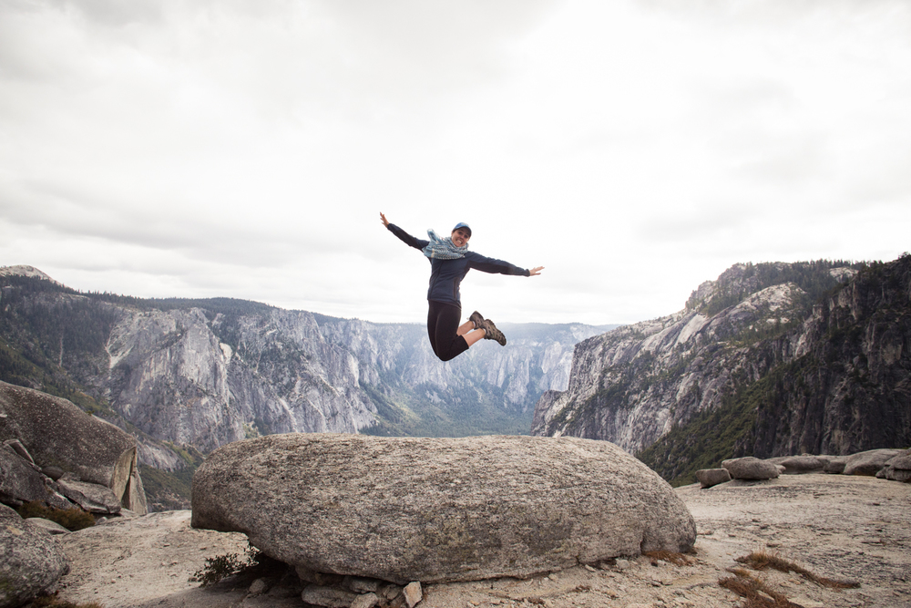 jumping yosemite point