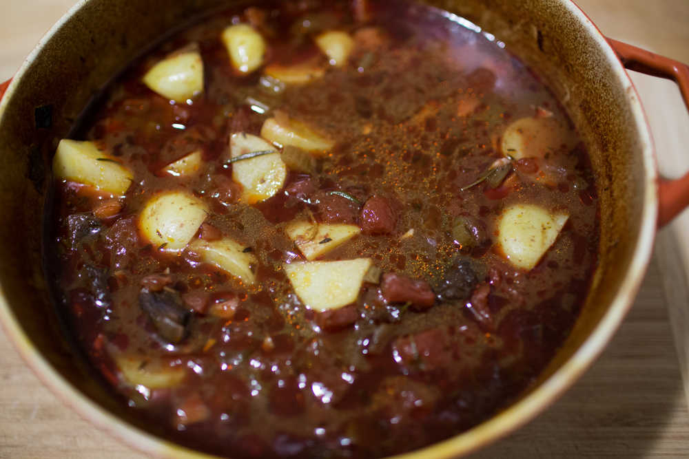 favorite beef stew recipe
