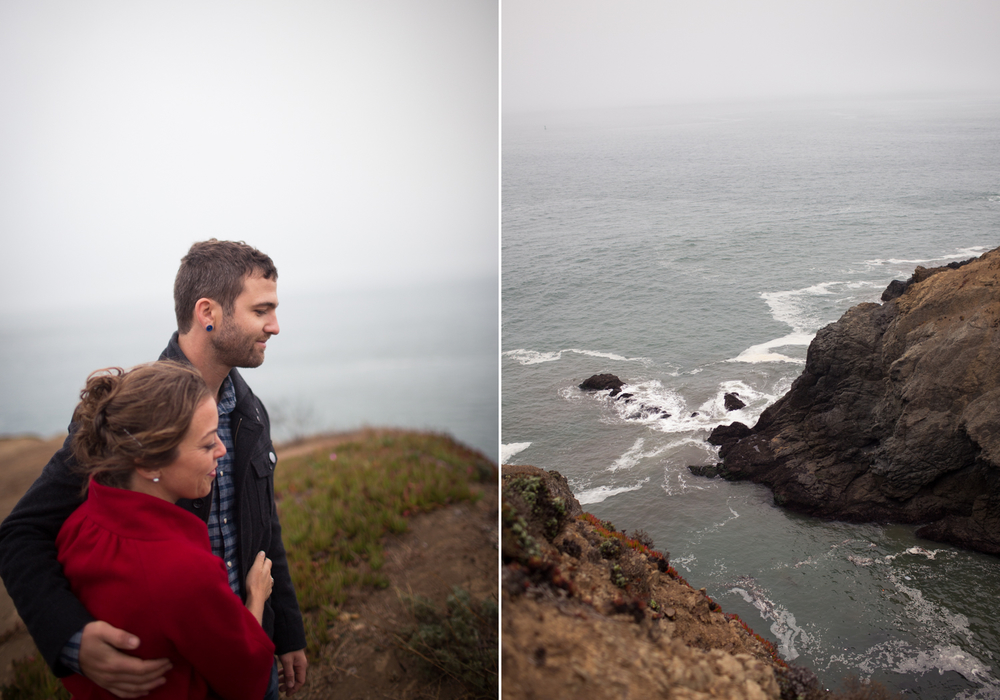 marin headlands coastal train hike