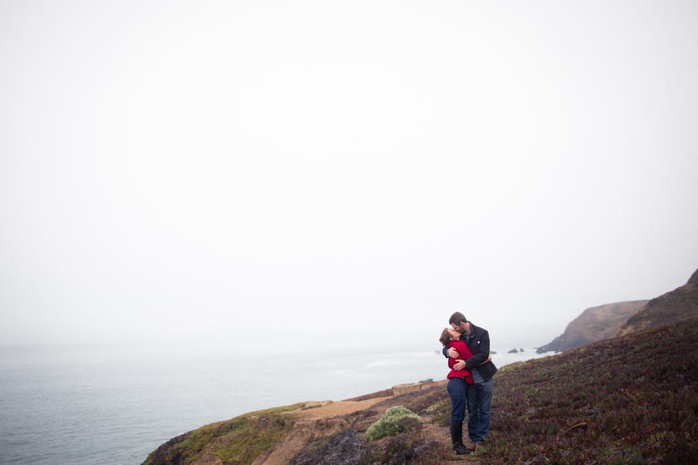 marin headlands coastal trail engagement