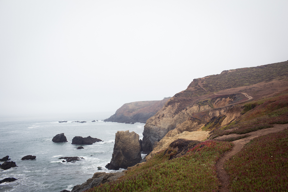 marin headlands coastal trail
