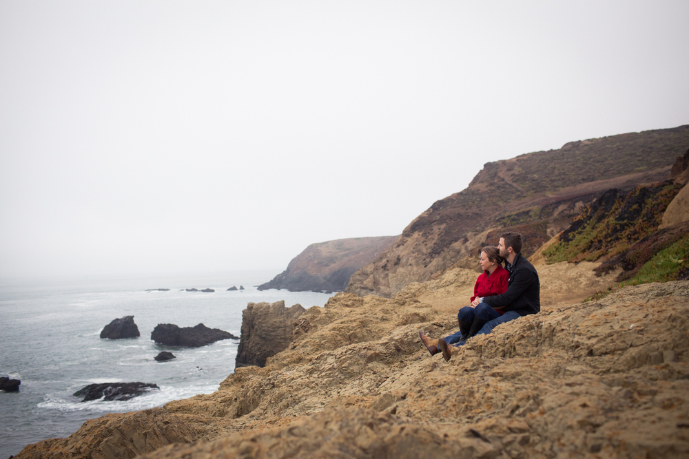 marin headlands engagement coastal trail