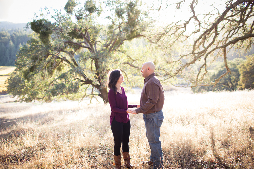 sonoma county engagement jack london state park