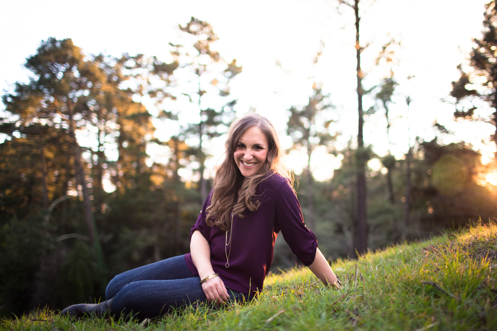portraits in Tilden Park