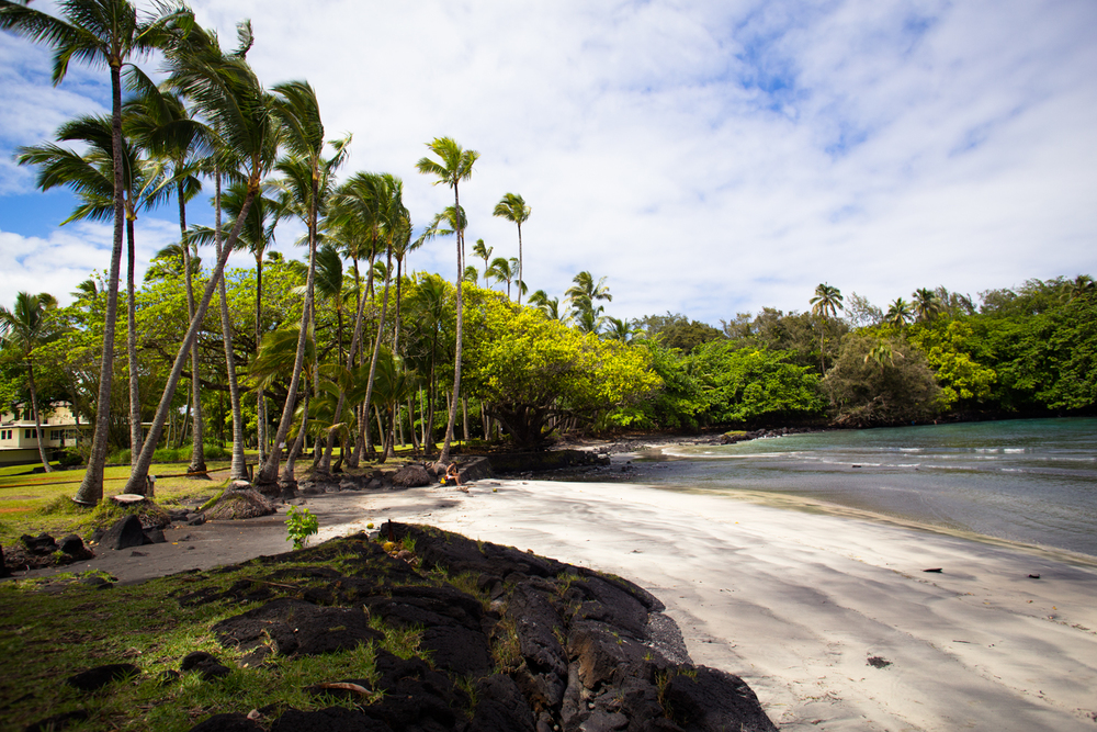 Shipman Beach Big Island