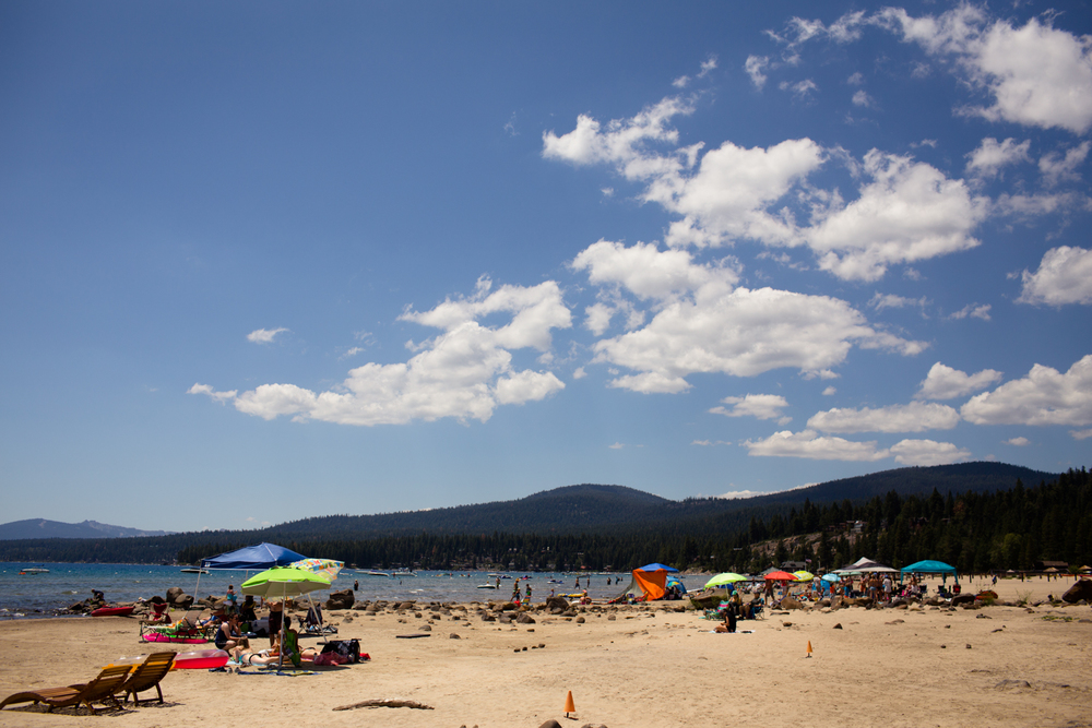 king's beach tahoe thunderheads