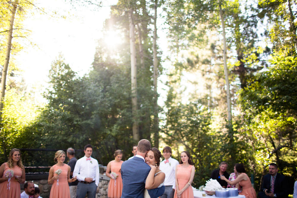 nevada county wedding photographer