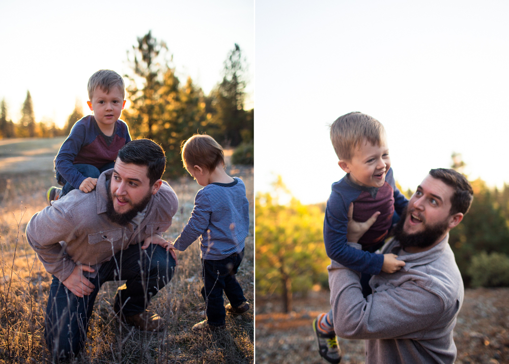 grass valley family portrait photographer