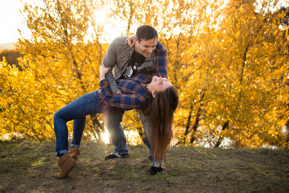 nevada county engagement photographer