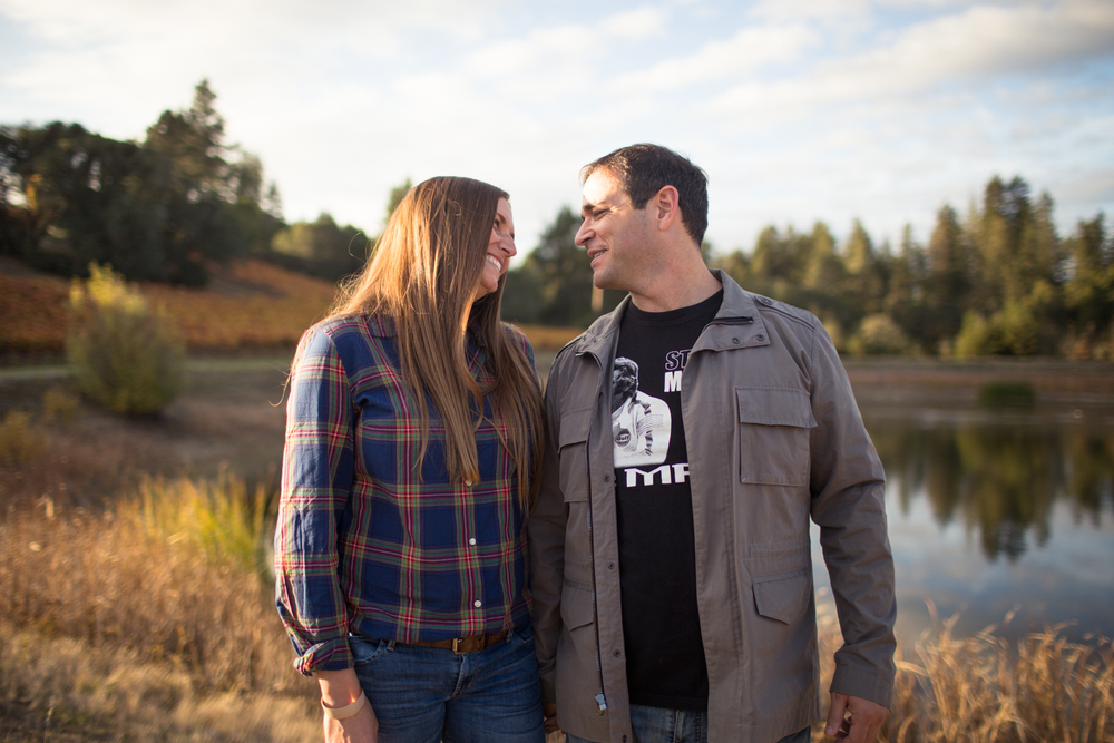 anderson valley wedding photographer couples engagement