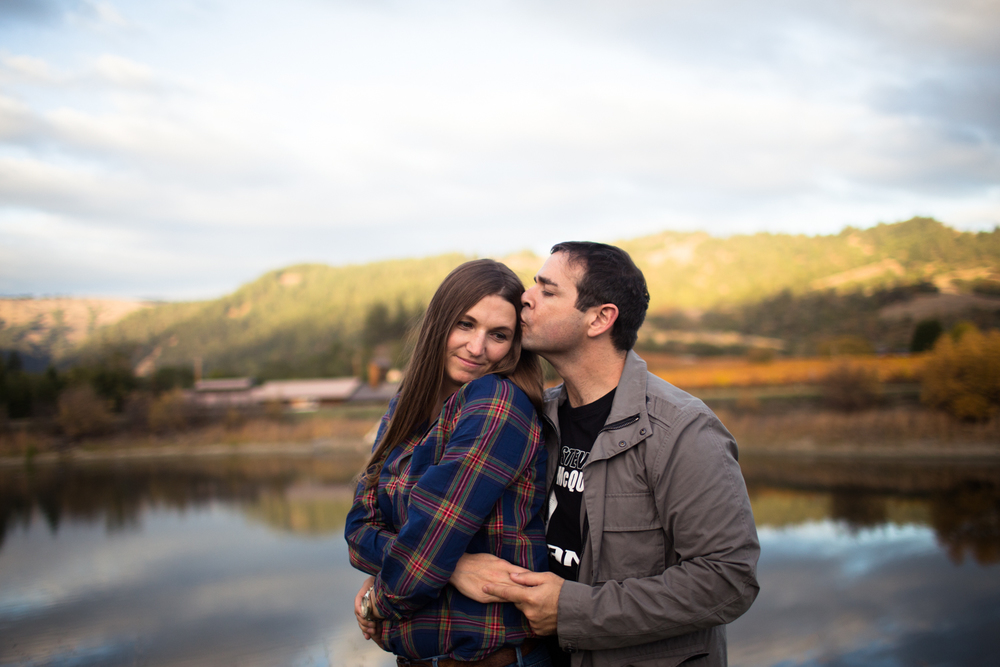 nevada county couples photographer engagement