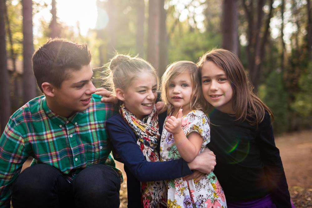 nevada city family photographer grass valley