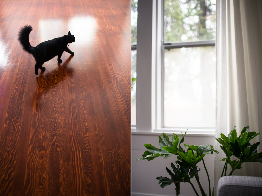 refinished hardwood floors