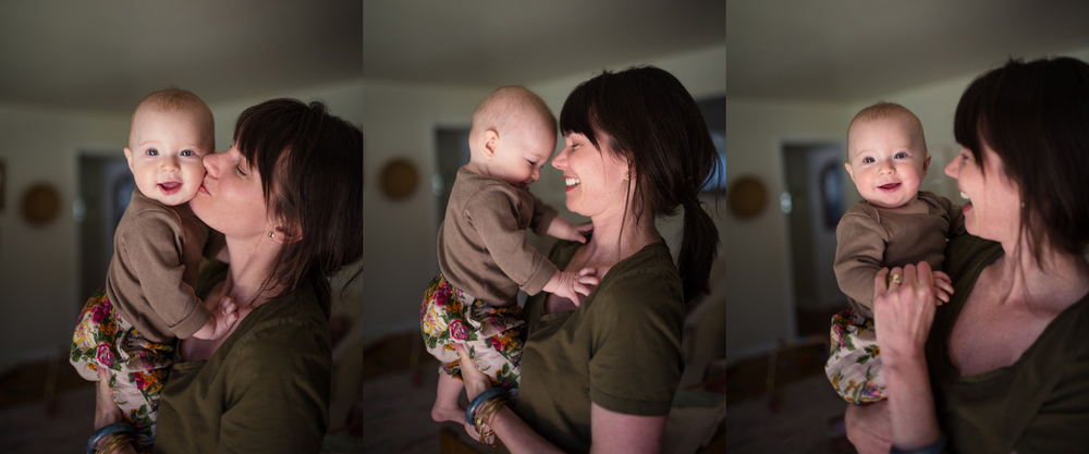 natural light family portrait photographer documentary photography nevada city