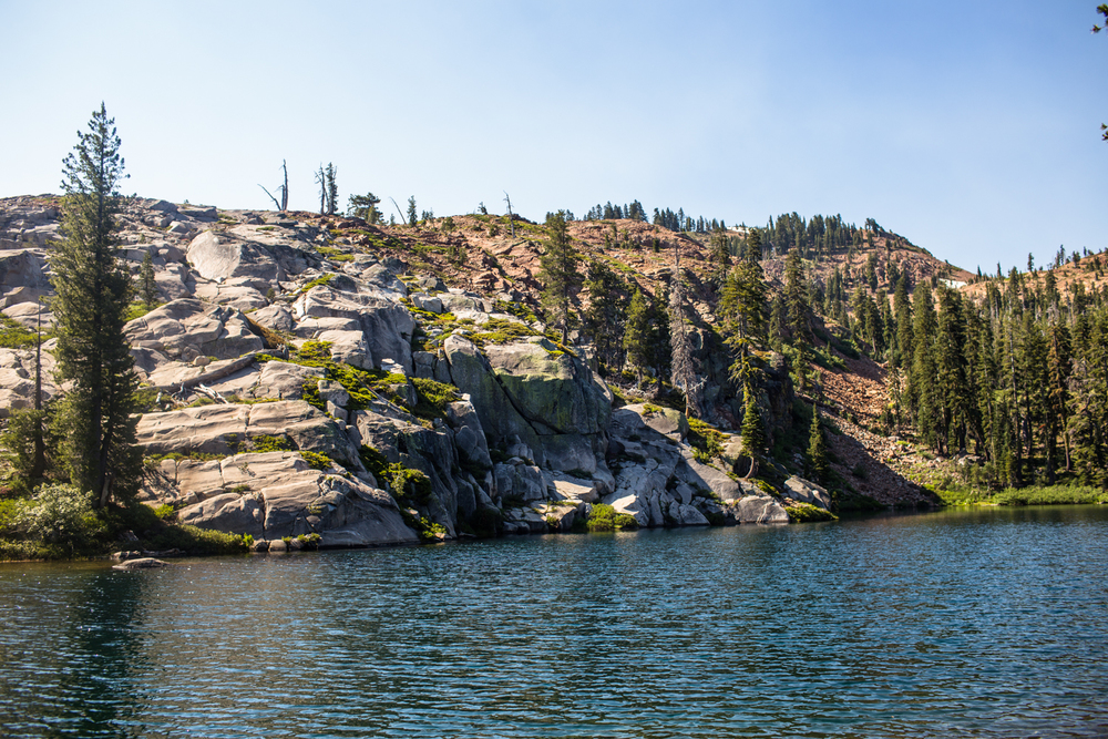 round lake tahoe national forest