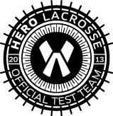 Hero Lacrosse Test Team