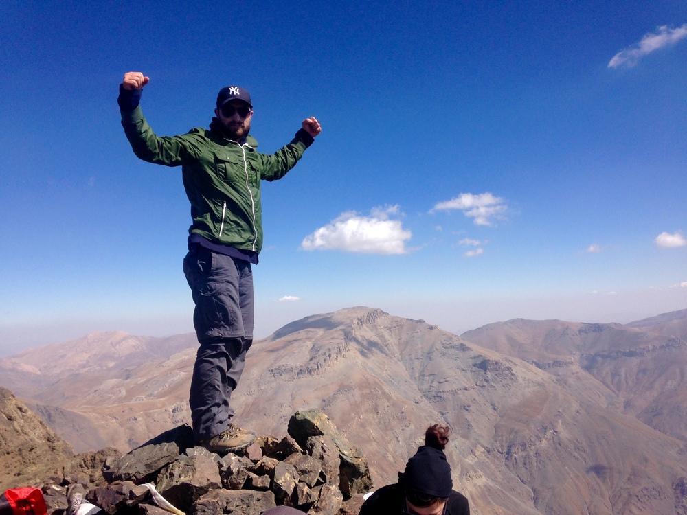 Mt. Halgurd conquered