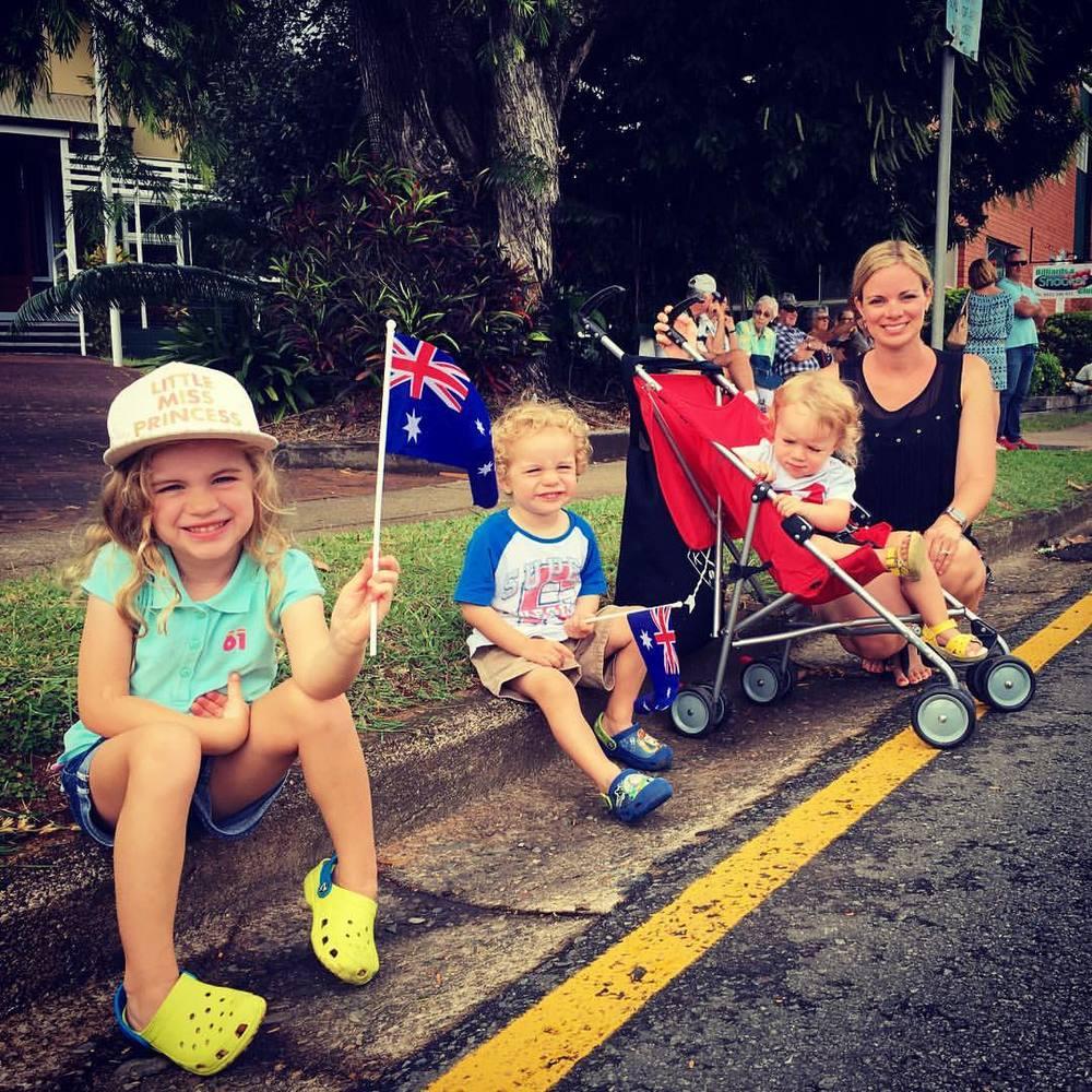 Australia Day Parade 2016 - Buderim