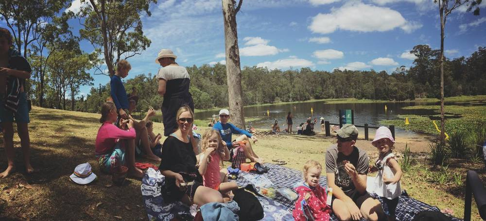 Picnic by the Billabong
