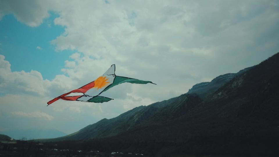 Kurdish Kite