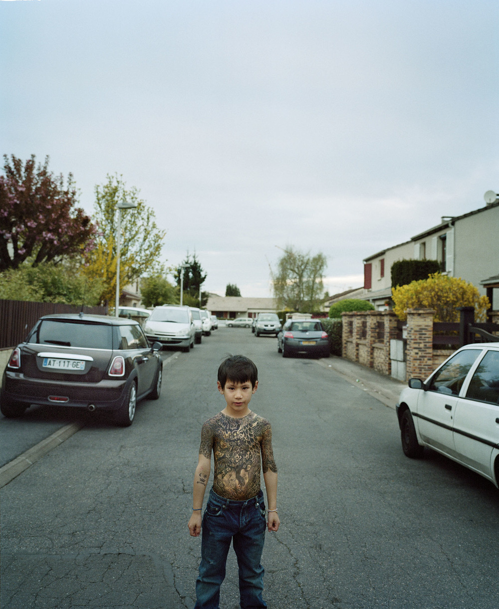 photographie / Elise Pailloncy, Eric Minh Cuong Castaing & Celeste Germe copyright Shonen & Cdc de Toulouse