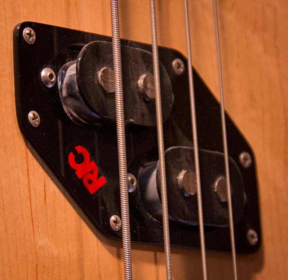 Being a devotee of the Fender Precision Bass, this prototype bass pickup really caught my attention!