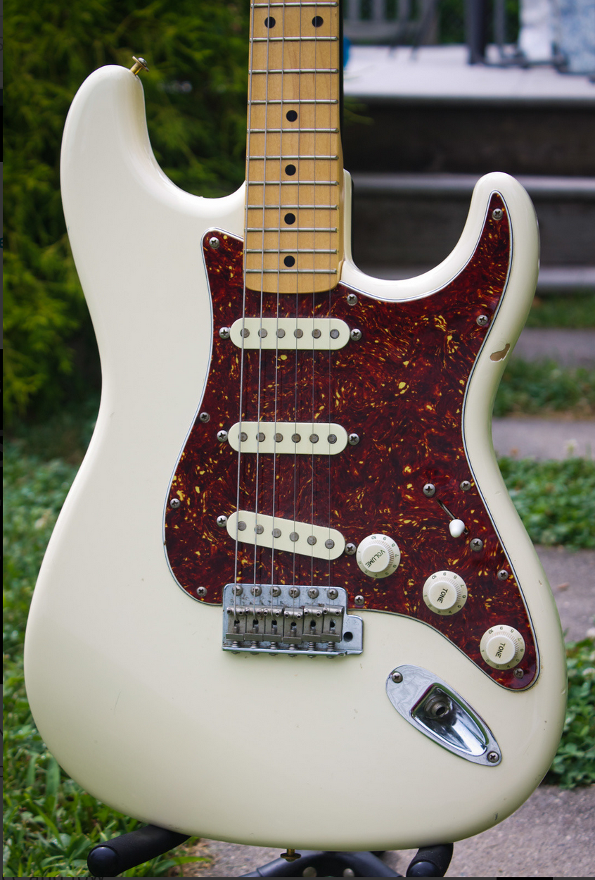 1985 Squier Stratocaster