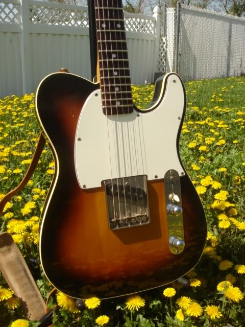 1986 Fender Esquire Custom