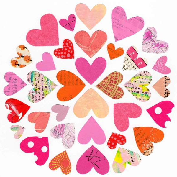 Copy of Folk Heart Circle
