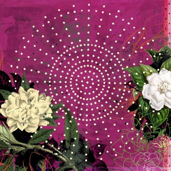 Gardenia Mandala