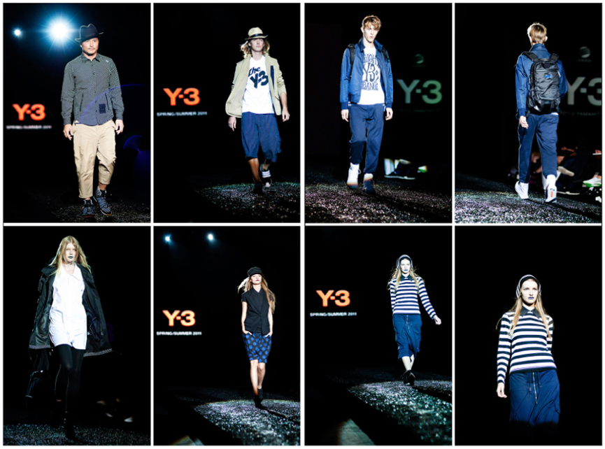 Adidas Sports Style: Y-3 Spring Summer 2011
