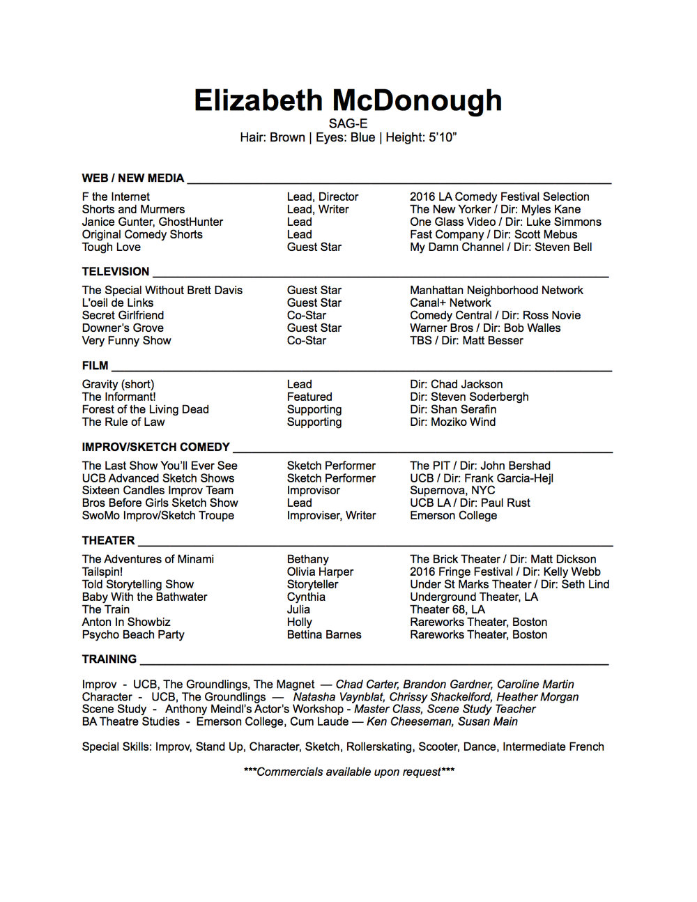 ELIZABETH MCDONOUGH - NEW RESUME 2017 - Website.jpg
