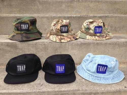 Piecegod s Trap Bucket hats and Trap Ashtray — Ricky Camargo ceb7dfae96c