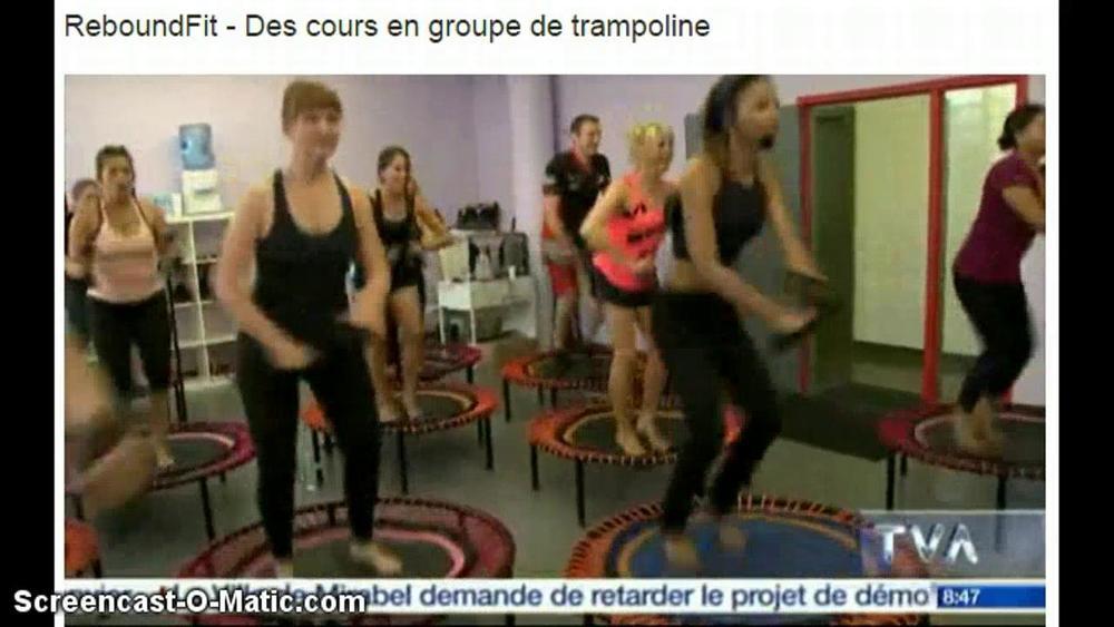 VIDEO: Salut, Bonjout (TVA) with Jos ée Lavigueur
