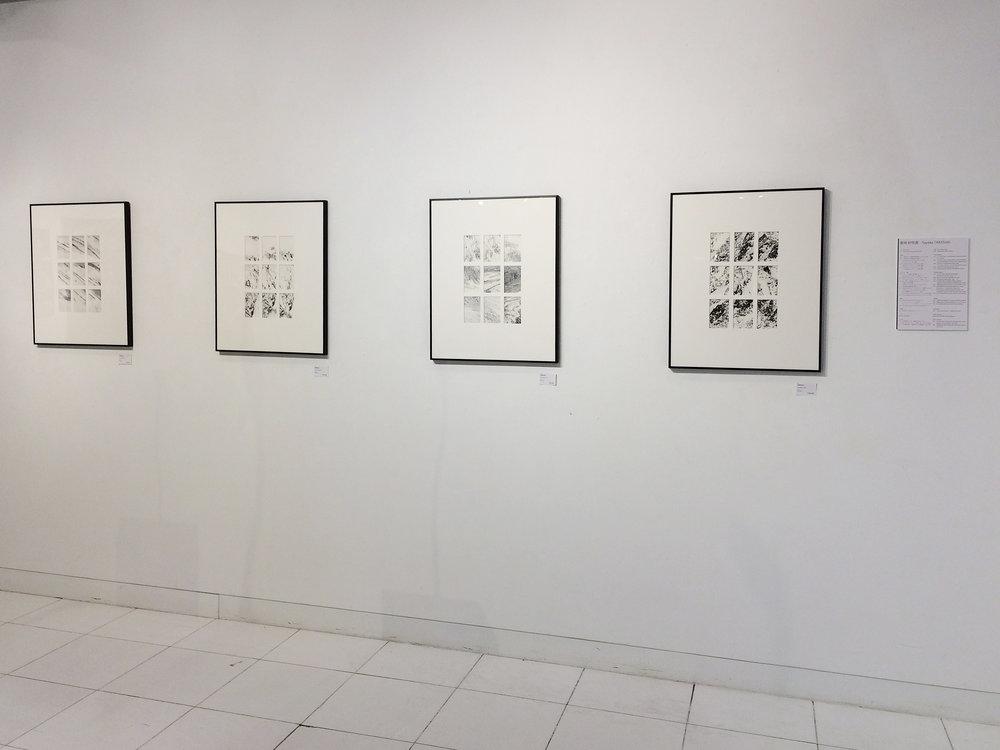 Bunkamura Box Galleryでの「幻想の森 展」