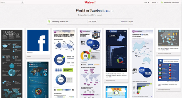 something-beckons-world-of-facebook-pinterest-board