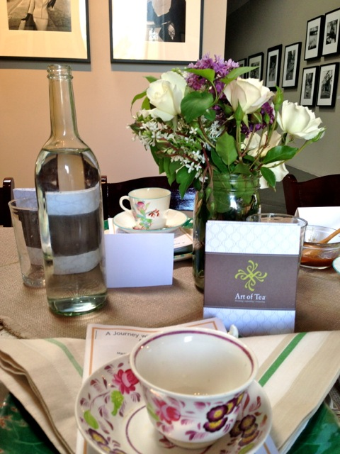 A GATHERING & JOURNEY WITH ART OF TEA